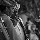 Bhopa People of Pushkar, Rajasthan by queenenigma
