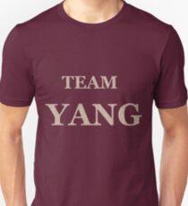 Team Yang Unisex T-Shirt