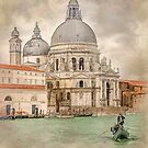 Santa Maria della Salute by Brian Tarr