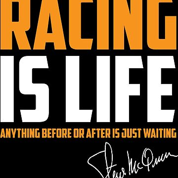 Racing Is Life by LightningDes