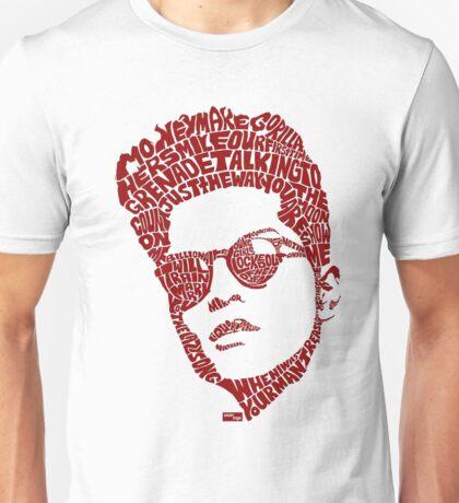 Bruno Mars Unisex T-Shirt