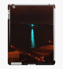 Royal Yacht Squadron at Night iPad Case/Skin