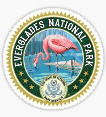 The Everglades Sticker