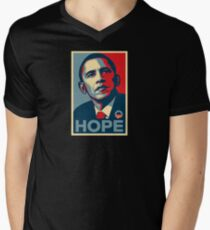 Barrack Obama Men's V-Neck T-Shirt