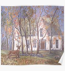 House in Jemseg Poster