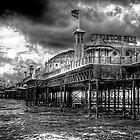 Brighton Pier by Phil Scott