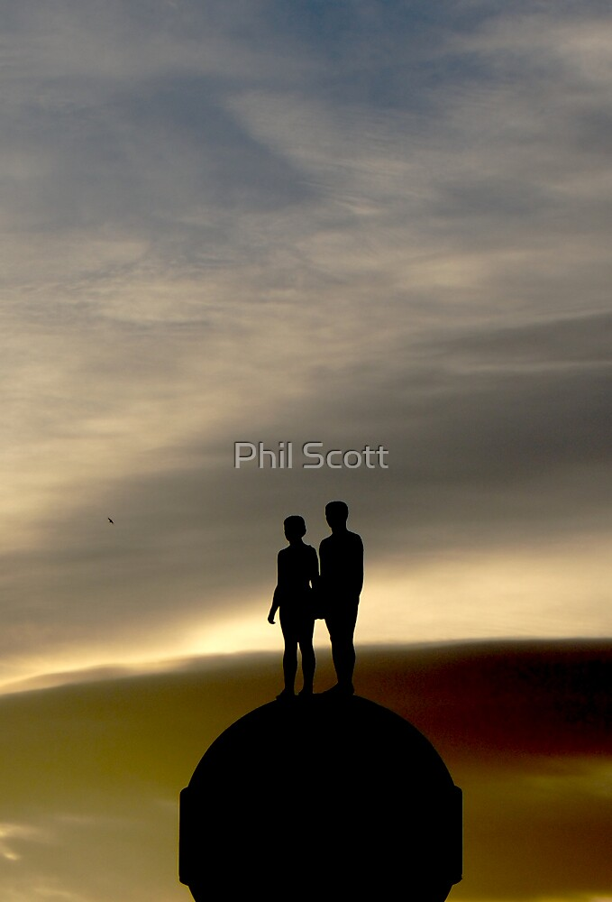 Lovers by Phil Scott