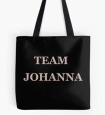 Team Johanna Tote Bag