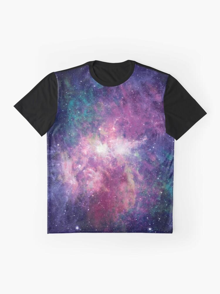 Alternative Ansicht von Kosmos Grafik T-Shirt