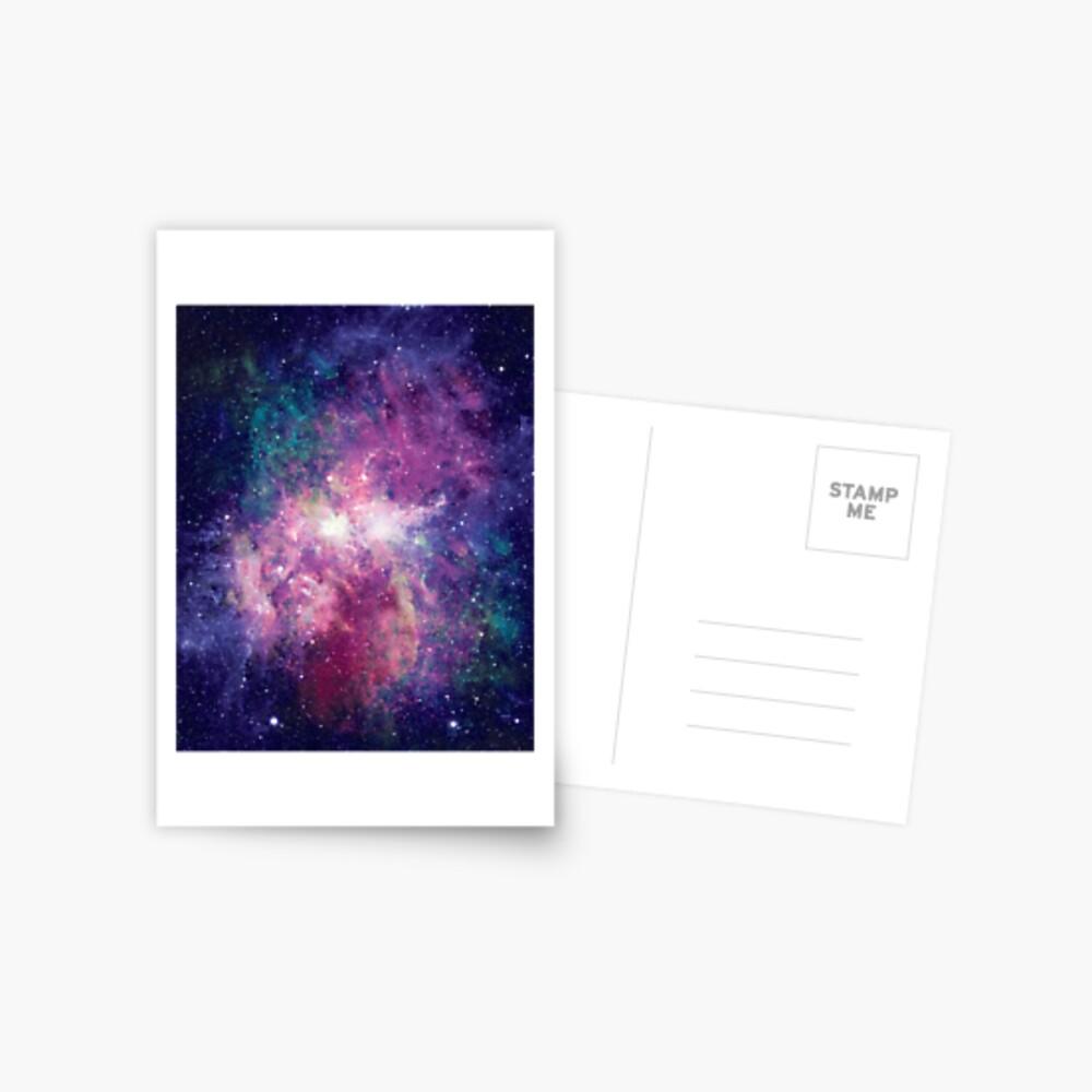 Kosmos Postkarte