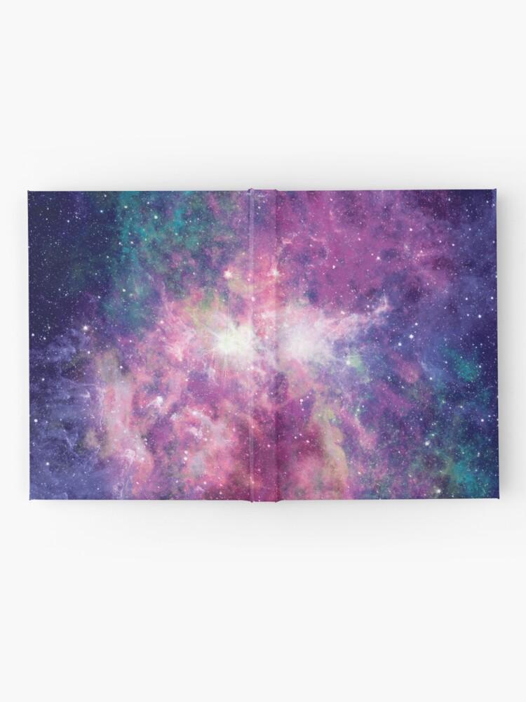 Alternative Ansicht von Kosmos Notizbuch
