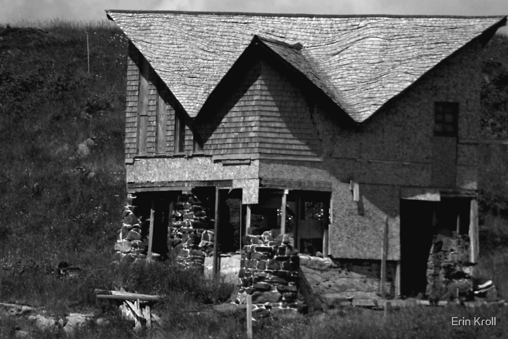 Danny Bates House Manana Island Maine by Erin Kroll