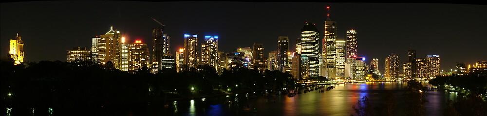 Brisbane by Samuel Holt