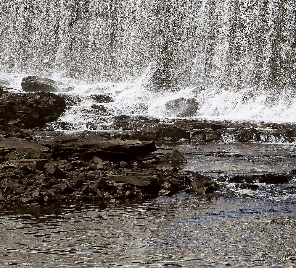 Rumbler Falls by Steve Hogle