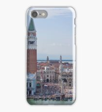 Piazza San Marco, Venezia iPhone Case/Skin