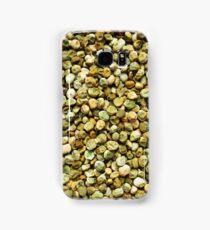 Dried peas Samsung Galaxy Case/Skin
