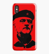 Comandante Corbyn iPhone Case/Skin