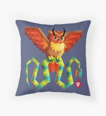 Law of nature Throw Pillow