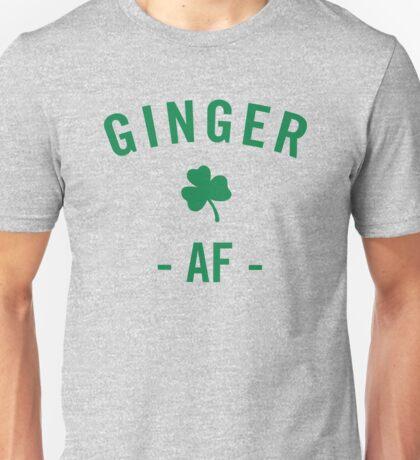 Ginger AF Unisex T-Shirt
