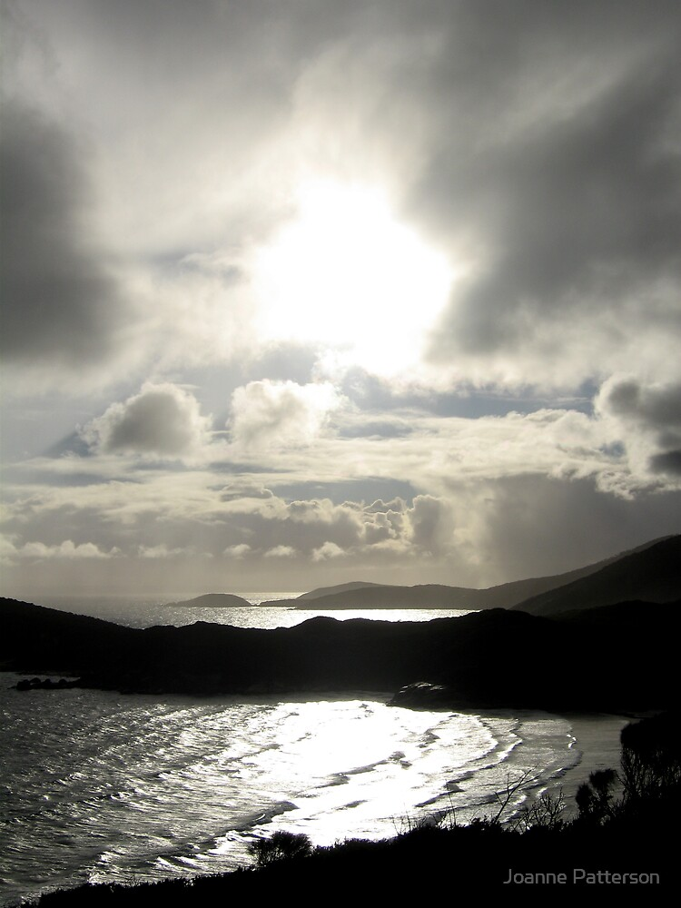 Storm Front, Wilsons Promontory, Victoria, Australia by Joanne Patterson