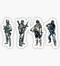 Battlefield 3 Sticker