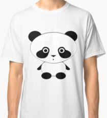Cute Panda Bear Classic T-Shirt
