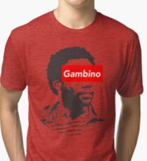 Childish Gambino art Tri-blend T-Shirt