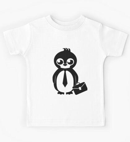Business Penguin Kids Clothes