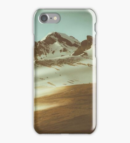 Into the mountains iPhone Case/Skin