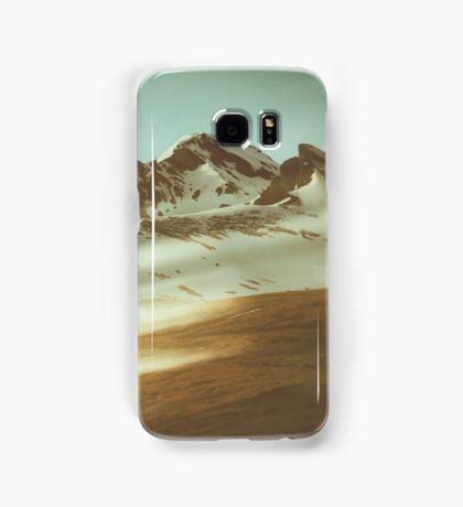 Into the mountains Samsung Galaxy Case/Skin