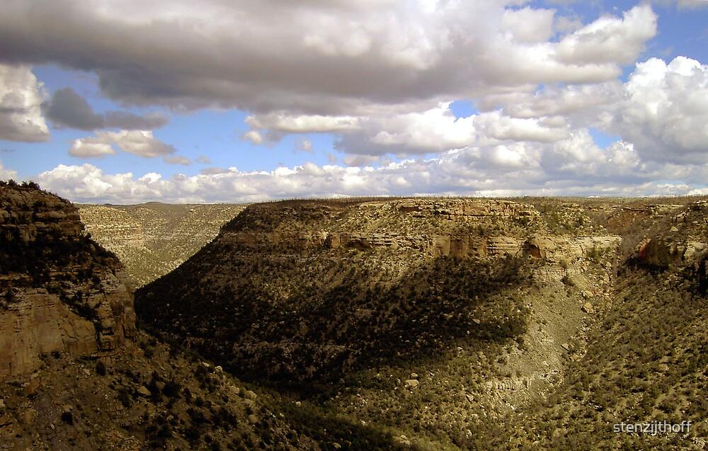 Mesa Verde  by stenzijthoff