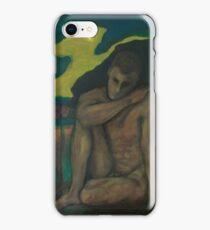 The sigh iPhone Case/Skin