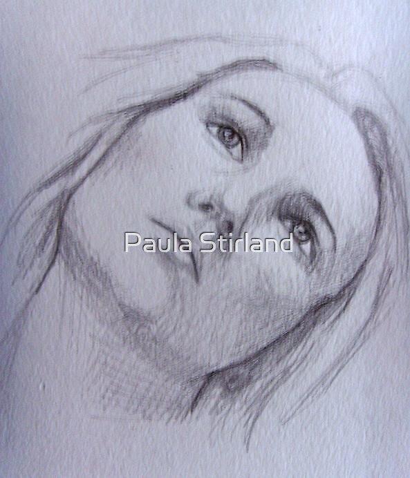 longing gaze by Paula Stirland