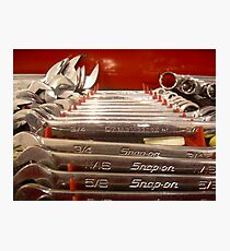 wrenches Photographic Print