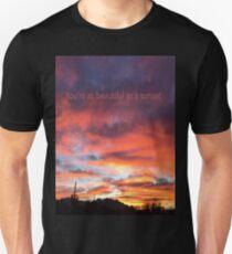 AZ sunset Unisex T-Shirt