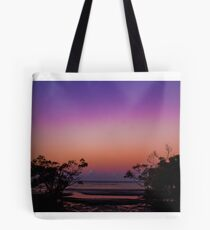 Sunset at Nudgee Tote Bag