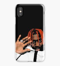 Lil Yachty Sailing Team 'Hi' Phone Case iPhone Case