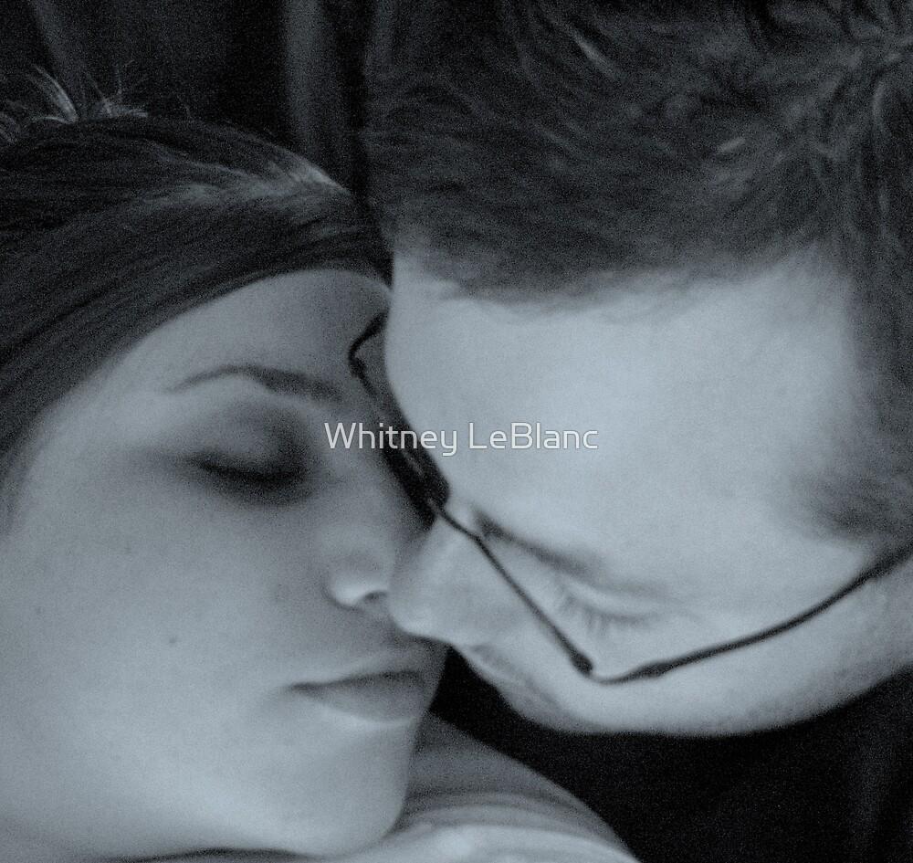 A Kiss by Whitney LeBlanc