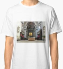 Altar of the Santa Maria Assunta - Palermo Cathedral  Classic T-Shirt