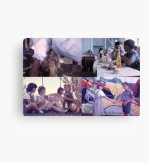 Now in their early 50s! Canvas Print