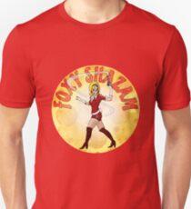 Foxy Shazam - 1960's Retro Image Unisex T-Shirt