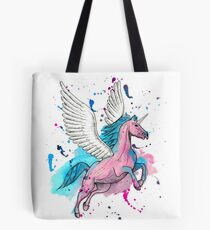 Watercolour Unicorn 1 Tote Bag