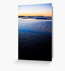 Sunset at Nudgee Greeting Card