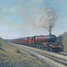 LMS Express by Richard Picton
