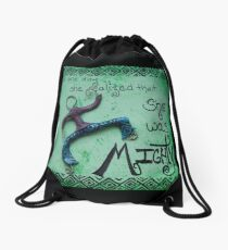 Mighty Drawstring Bag
