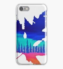 Maple Winter iPhone Case/Skin