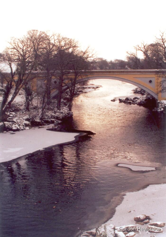 Bridge at Kirkby Lonsdale by Gordon Hewstone