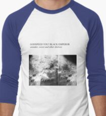 Godspeed You! Black Emperor - Asunder, Sweet and Other Distress (Have A Nice Life Style) Men's Baseball ¾ T-Shirt