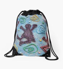 Let's Boogie Drawstring Bag