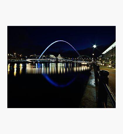 The Gateshead Eye Photographic Print